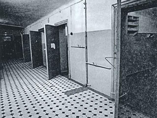 внутренняя тюрьма на лубянке фото