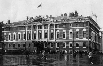 Моссовет. 1934–1936 гг. Фото: PastVu