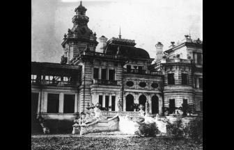 Санаторий в Ховрино. 1925 г. Фото: PastVu