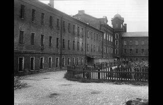 Таганская тюрьма. Фото: архив общества «Мемориал»