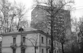 Улица Губкина, дом № 7