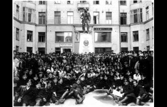 Сотрудники НКИД СССР. 1925–1930 гг. Фото: PastVu