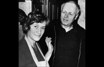 А. Д. Сахаров и Е. Г. Боннэр. Фото: архив общества «Мемориал»