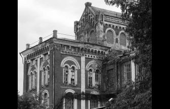 Дрезна. Ткацко-прядильная фабрика, при которой было ФЗУ. Фото: varandej.livejournal.com