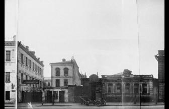 Пуговичная фабрика им. Балакирева на Бакунинской улице. 1920–1930-е гг. Фото: PastVu