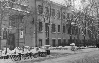 Институт им. Гамалеи. 1970-е гг. Фото: oldmos.ru