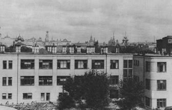 Институт прикладной минералогии. 1929–1930 гг. Фото: PastVu