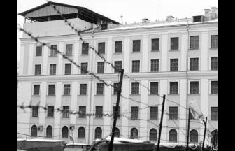 Здание Матросской Тишины сегодня. Тюремный корпус. Фото: moscowwalks.ru