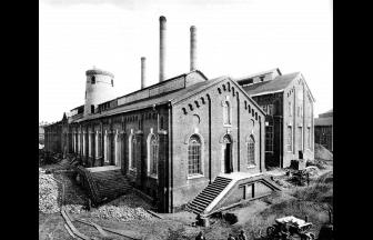 Московский газовый завод. 1912 г. Фото: Wikipedia