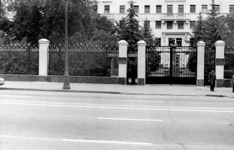 Петровка, 38. Фото: PastVu
