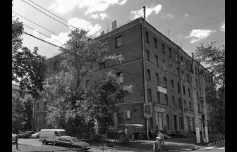Кржижановского, 24/35. Современный вид. Фото: wikimapia.org