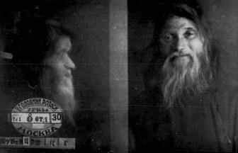 Самуил Бубенцов, Таганская тюрьма, 1937 г. Фото: архив Общества «Мемориал»