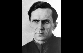 Варлам Шаламов в 1956 году