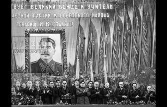 Большой театр. 70-тилетие Сталина. Фото: РГАКДФ
