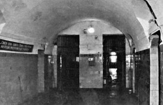 Бутырская тюрьма внутри. 1937. Фото: архив общества «Мемориал»