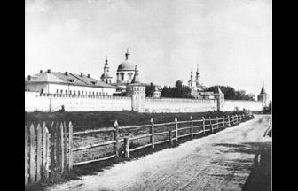Даниловский монастырь. Фото: Седмица.RU