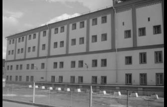 Главное здание Краснопресненской тюрьмы. Фото: портал «Музыкальный перекресток»