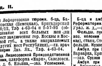 «Вся Москва». Адресная и справочная книга на 1927 год