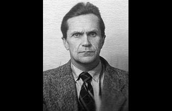 Шаламов в 1960-е годы. Фотография с паспорта