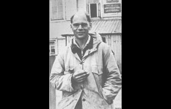Константин Бабицкий. Фото: архив Общества «Мемориал»