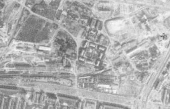 Аэрофотосъемка. 1967 г. Источник: retromap.ru