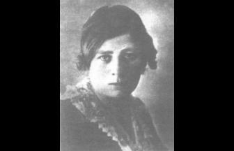 Ольга Елисеевна Чернова-Колбасина. Фото опубликовано в: Ирма Кудрова. Путь комет. После России