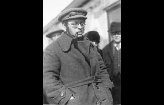К. Радек. 1930 г. Фото: Wikipedia