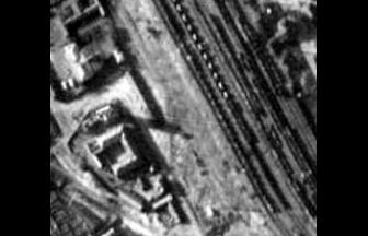 Немецкая аэрофотосъемка. 1942. Фото: retromap.ru