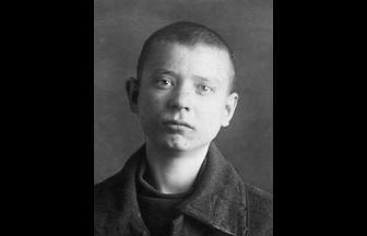 Петраков Александр Егорович. Фото: архив Общества «Мемориал»