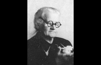 Полина Леопольдовна Эренфельд-Прево. Фото: архив общества «Мемориал»