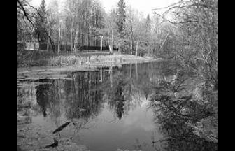 Слева — посёлок Внуково, справа — Абабурово. Фото: Wikipedia