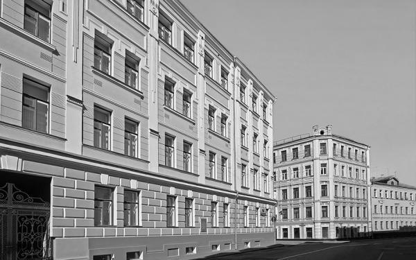 Здание института. Фото: mmsk.ru