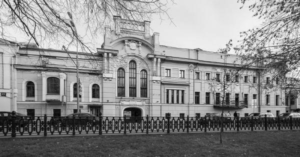 Тверской бульвар, д. 18. Особняк Смирнова. Фото: vladimirdar