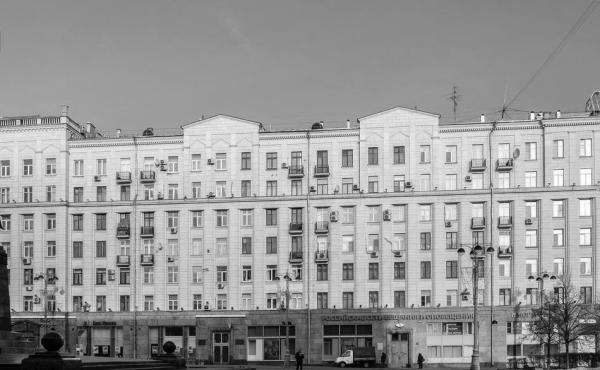 Ул. Тверская, д. 8. Фото: moscowcity.vsedomarossii.ru