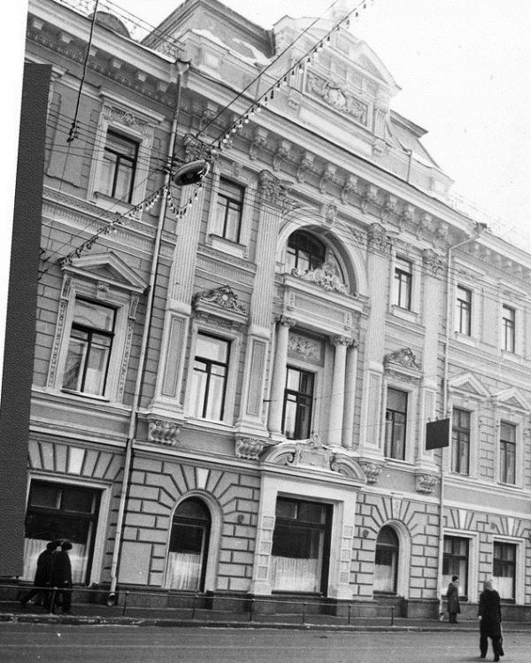 Улица Куйбышева (Ильинка),14/2. 1978–82 гг. Фото: PastVu