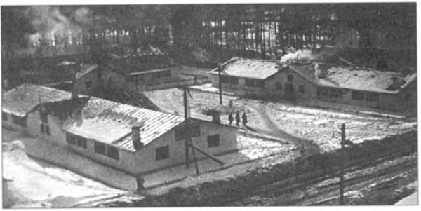 Бараки Болшевской шарашки. Фото: В. Симоненков. «Шарашки. Инновационный проект Сталина», 2004