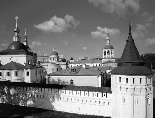 Даниловский монастырь. Фото: danilovbells.ru