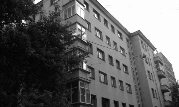 Уланский пер., д.14. Фото: wikimapia.org