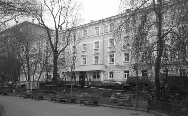 Институт физики земли. Фото: ifz.ru