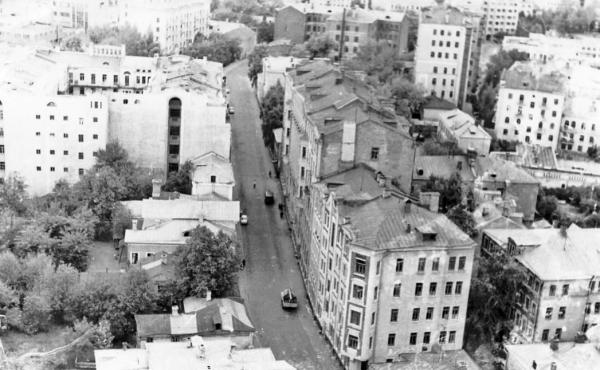 ГАФИ. 1969 г. Фото: retromap.ru