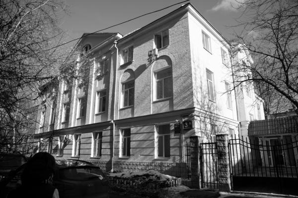 Дом 3А, современный вид. Фото: Михаил Кончиц, архив Общества «Мемориал»
