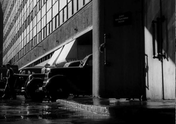 Улица Кирова, 39. Кадр из к/ф «Весна». 1947 г. Фото: PastVu