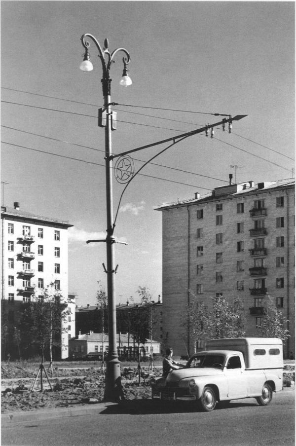 Ленинский проспект, дд. № 71, 73. 1959–1961 гг. Фото: PastVu