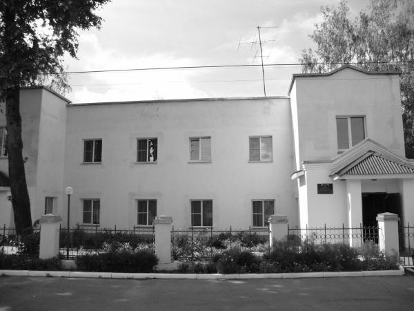 Детский дом в Песках находился, предположительно, в старом здании Социально-реабилитационного центра для несовершеннолетних. Фото: wikimapia.org