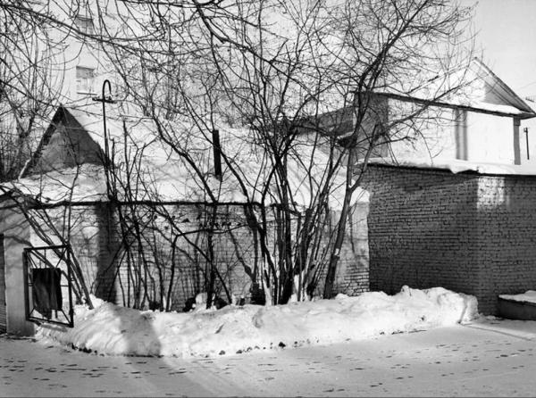 Пионердом Замоскворецкого района располагался в этом здании. 1981 г. Фото: PastVu