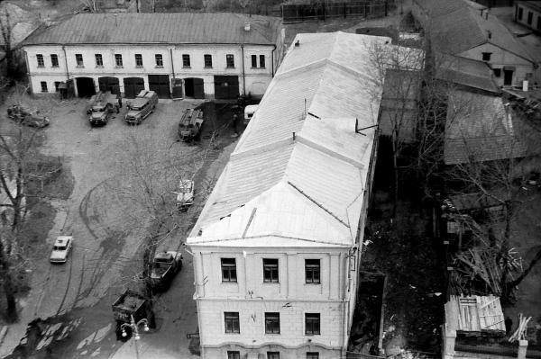 Здание арестного дома, 1967 г.
