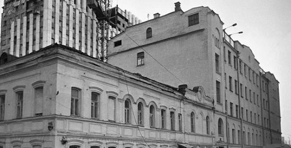 Приемник в Казанском переулке. Фото: temples.ru