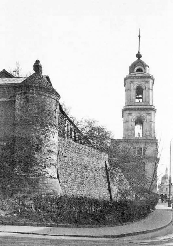 Рождественский концлагерь. Фото: архив общества «Мемориал»