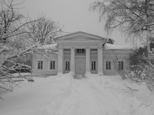 Старый флигель (столовая) детского дома. Сегодня — здание музея. Фото: wikimapia.org