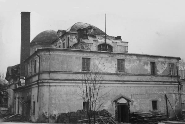 Сухановская особорежимная тюрьма. Фото: архив общества «Мемориал»